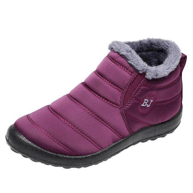 Дамски зимни обувки Clem 1