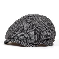 Męska czapka H02