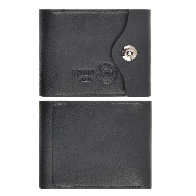 Két színű férfi pénztárca