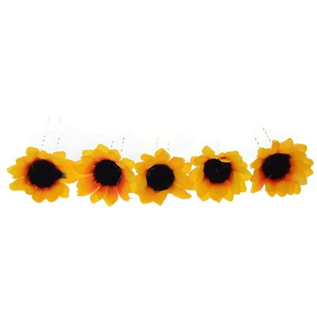 Virág a hajba Sunflower 1