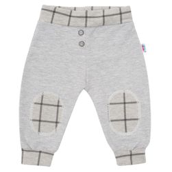 Dziecięce bawełniane spodnie dresowe RW_43465