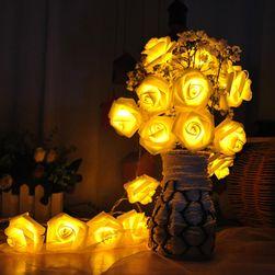 Lanț LED cu trandafiri - 5 variante
