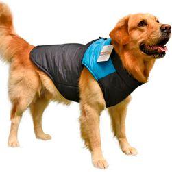Зимна жилетка за кучета - 4 цвята