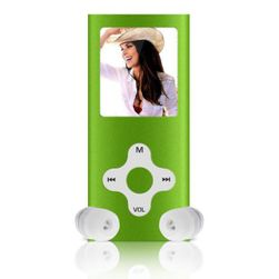 Mp3 și mp4 player digital