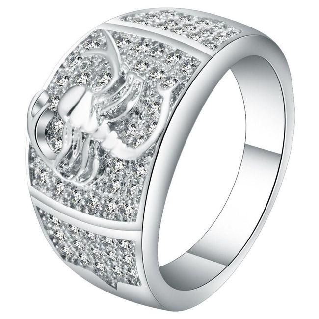 Женское кольцо B04114 1