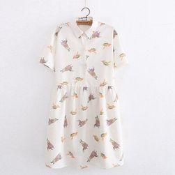 Женское платье-рубашка Leila
