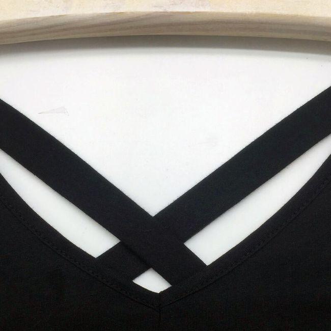 Nyári ruha kereszttel a hátán - 9 méret