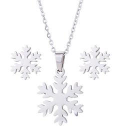 Набор украшений Snowflake