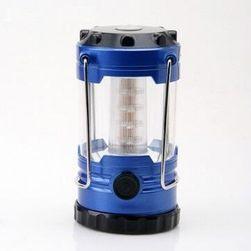 Kültéri 12 LED-es lámpa
