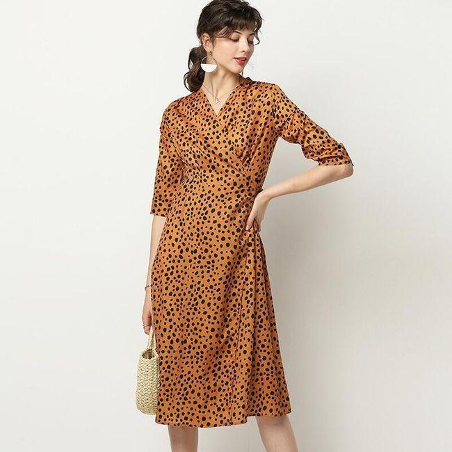 Dámské šaty DS4758 1