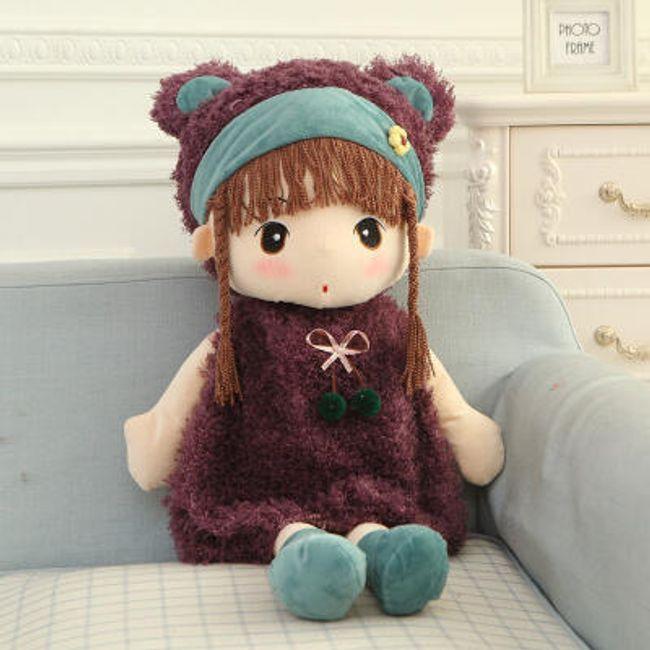 Милая тряпичная кукла - разные варианты 1