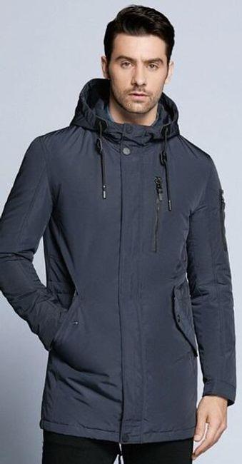 Pánská zimní bunda Demin 1
