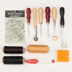 Set alata za rad sa kožom - 13 komada