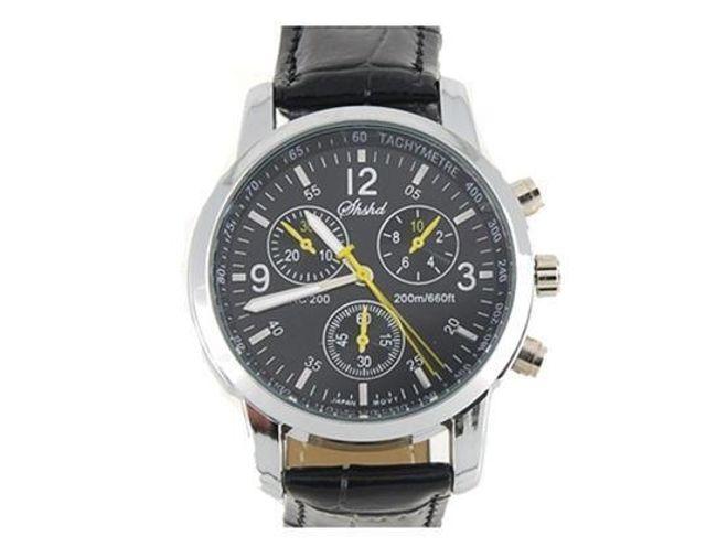 Pánské analogové hodinky - 3 barvy 1
