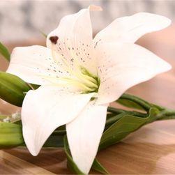 Umělá lilie 36 x 15 cm - 4 varianty