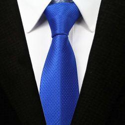 Wzorzysty krawat męski - 19 kolorów