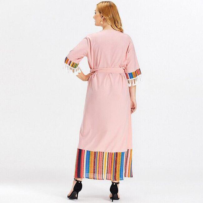 Női plusz size ruha TF8922