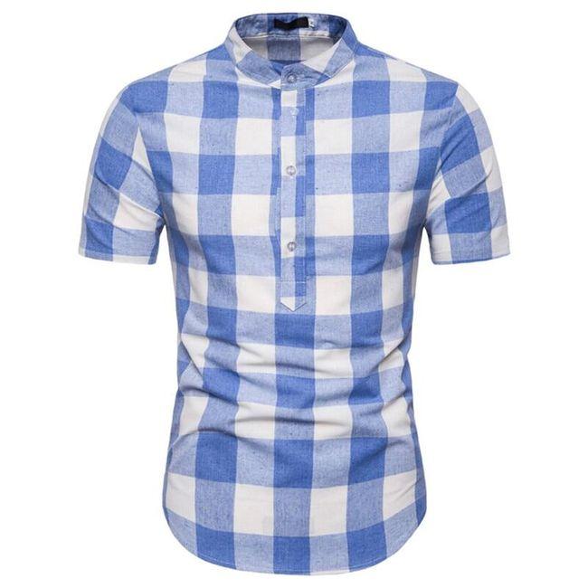 Męska koszulka z krótkim rękawem Zavier 1