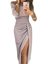 Dlouhé dámské šaty Kylie velikost 2