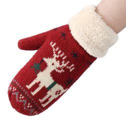Rukavice zimní - palčáky