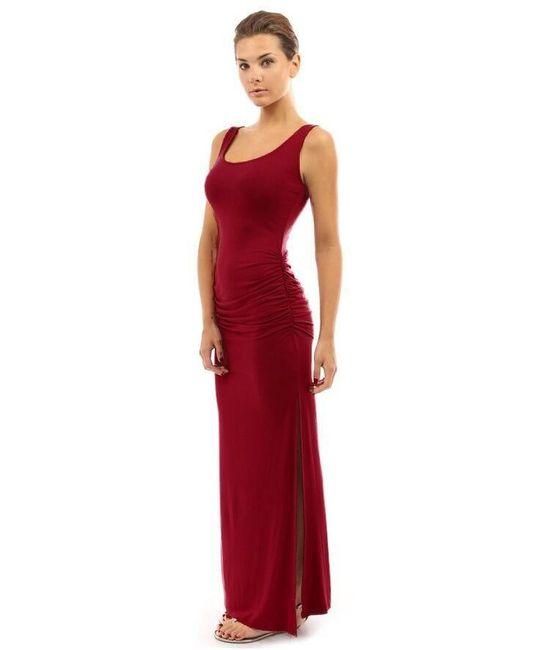 Damska sukienka bez rękawów Minetta 1