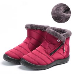 Damskie buty zimowe Liberta
