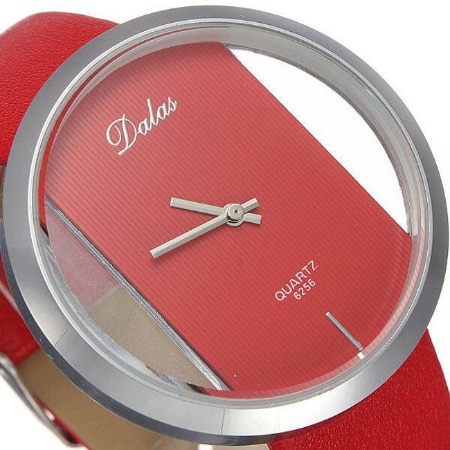 Egyszerű, elegáns óra - unisex, 9 színben 1
