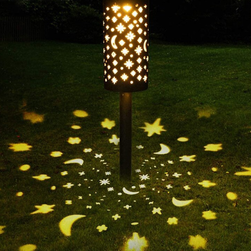 Soalrna lampa za vrt Milie