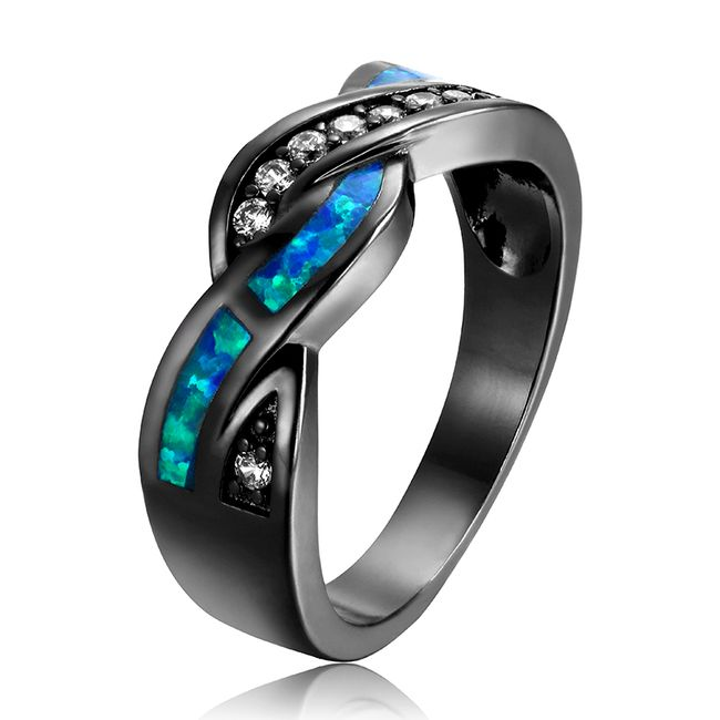 Černý prsten 1