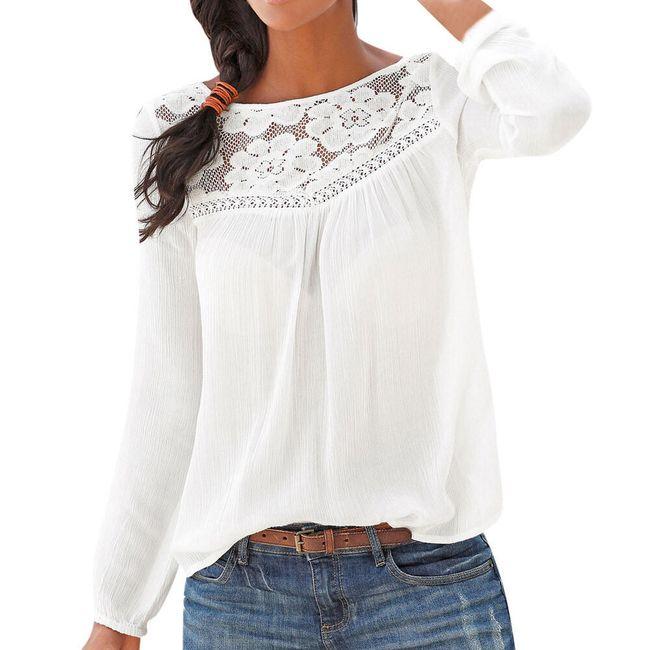 Ženska bluza Danna - 3 boje 1