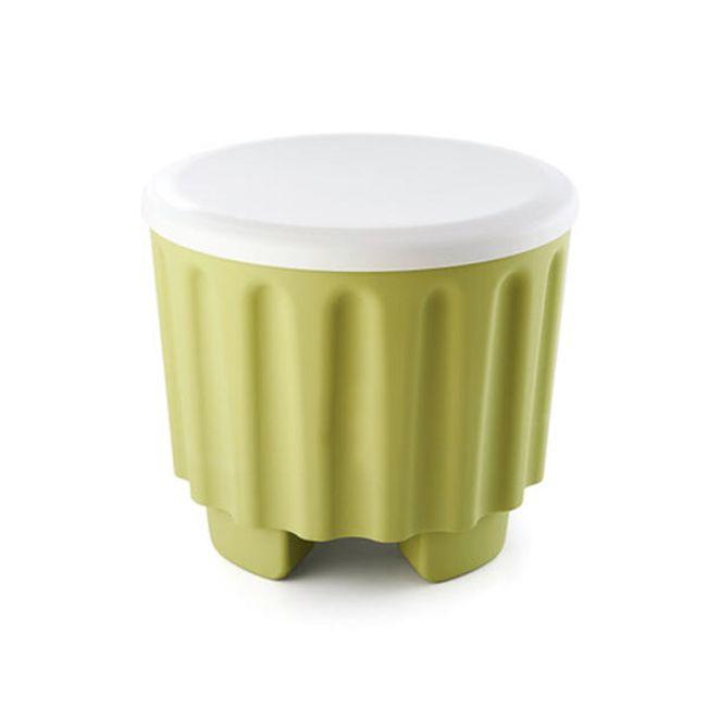 Multifunkční stolička s úložným prostorem - 4 barvy 1