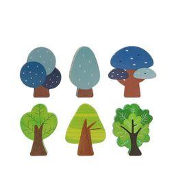 Stromy k vláčkodráze CKM3