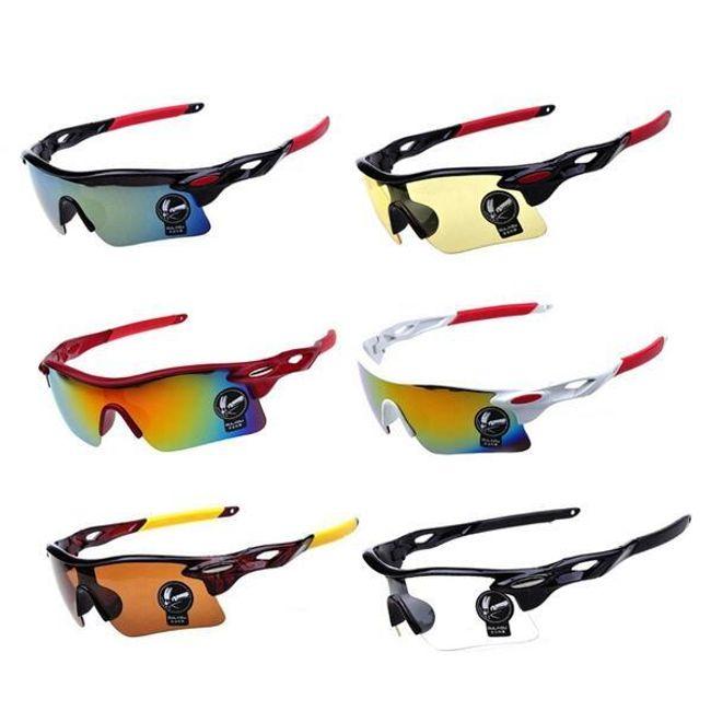 Sport szemüveg - 6 szín 1