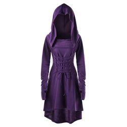 Dámské šaty s dlouhým rukávem Yeneffer