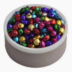 Маленькие цветные колокольчики (200 шт.)