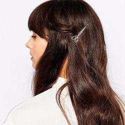 Jednoduchá spona do vlasů - různé tvary