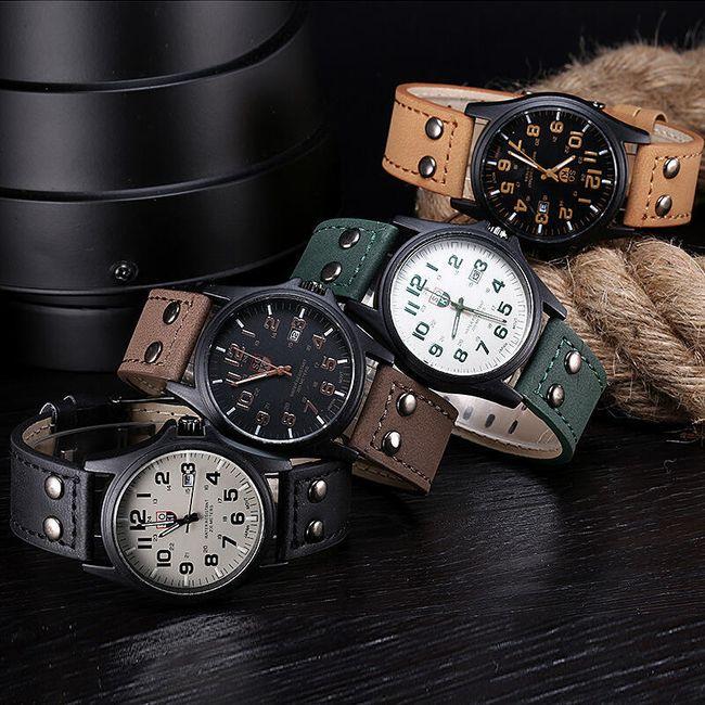 Ceas pentru bărbați cu calendar 1