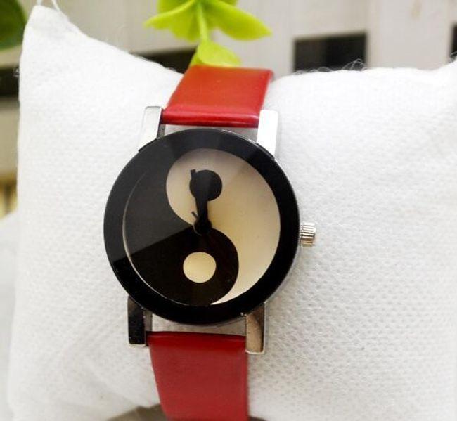 Ceas cu simblolul yin și yang 1