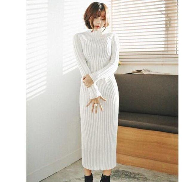 Dámské pletené šaty Erine 1