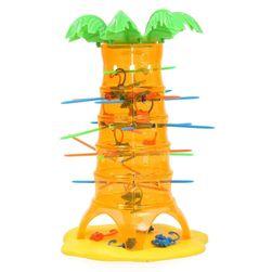 Spadające małpki - gra dla dzieci