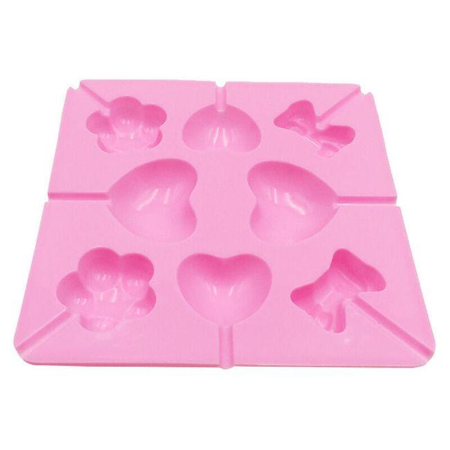 Pénisz alakú sütőforma - Sütemény kiszúrók, -formák