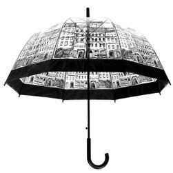 Прозрачен чадър - повече варианти