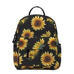 Szkolny plecak Sunflower