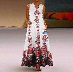 Dámské maxi šaty Cianna