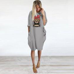 Damska sukienka Trie