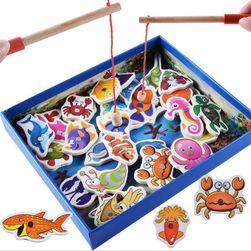 Dětská hra - Magnetický rybolov
