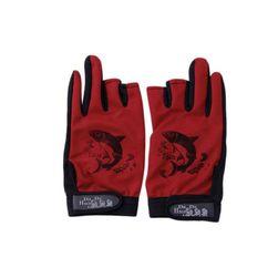Vodotěsné rybářské rukavice