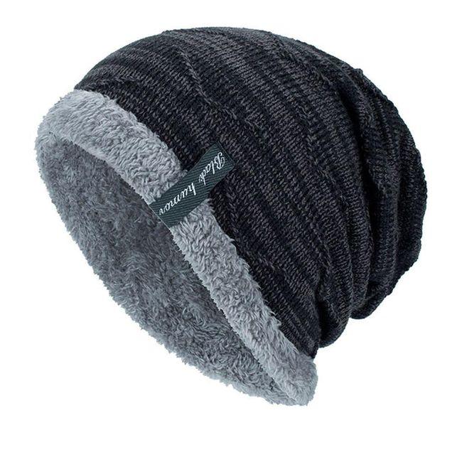 Pánská zimní čepice Castiel 1