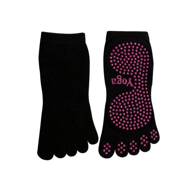 Unisex ponožky Jasmine 1