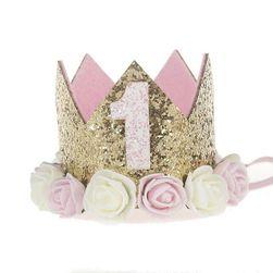 Коронка за принцеса за рожден ден